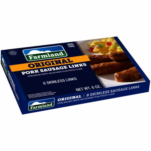 Farmland® Original Pork Sausage Links Perspective: front