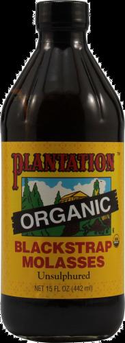Plantation Blackstrap Molasses Perspective: front
