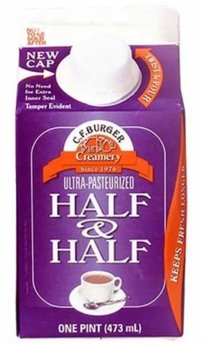 C.F. Burger Half & Half Perspective: front
