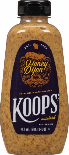 Koops' Honey Dijon Mustard Perspective: front