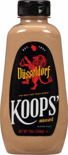 Koops' Mustard Dusseldorf Perspective: front