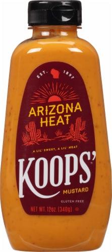 Koops Arizona Heat Mustard Perspective: front