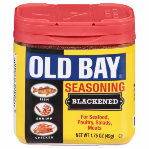 Old Bay Blackened Seasoning Perspective: front
