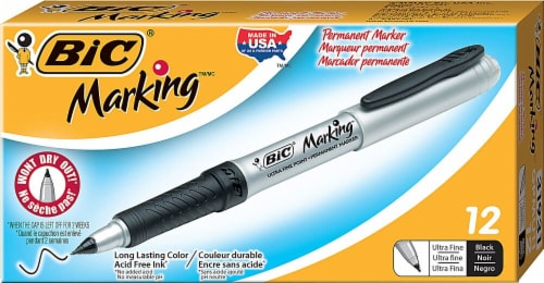 Bic  Marking™ Ultra Fine Permanent Marker Perspective: front