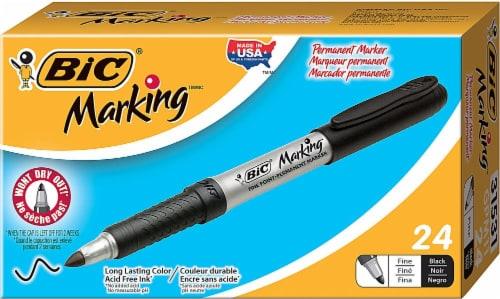 Bic  Marking™ Fine Permanent Marker Black Perspective: front