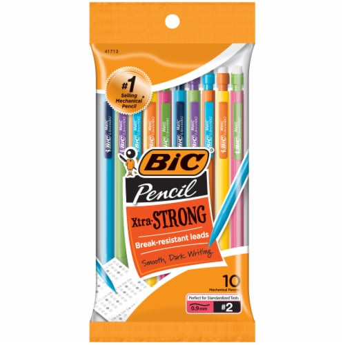 BIC Xtra-Strong 0.9mm Mechanical Pencils Perspective: front