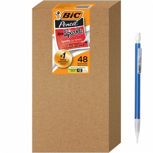 BIC Xtra Sparkle Mechanical Pencils Perspective: front