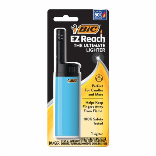 BIC EZ Reach Lighter Perspective: front