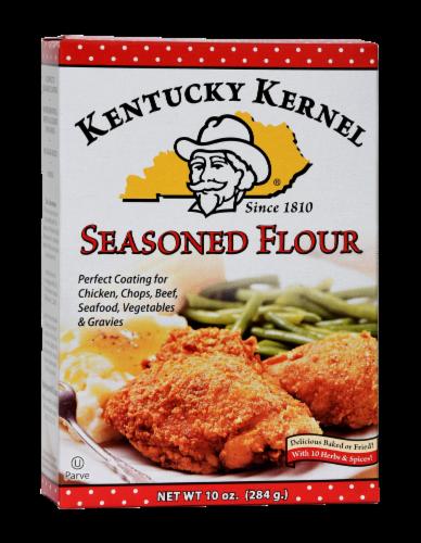 Kentucky Kernel Seasoned Flour Perspective: front