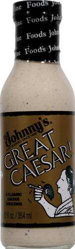 Johnny's Great Caesar! Dressing Perspective: front