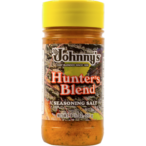 Johnny's Hunter's Blend Perspective: front