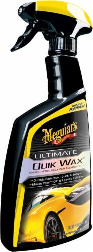 Meguiar's Automotive Ultimate Quik Wax Perspective: front