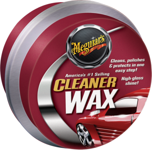 Meguiar's Cleaner Wax Perspective: front