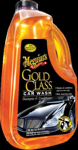Meguiar's Gold Class Car Wash Shampoo & Conditioner Perspective: front