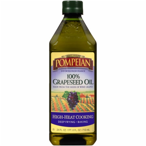 Pompeian® Grapeseed Oil Perspective: front