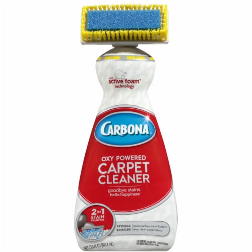 Carbona Oxy Powered Carpet Cleaner Perspective: front