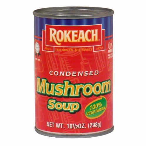 Rokeach Mushroom Soup Perspective: front