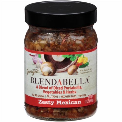 Giorgio Zesty Mexican BlendABella Perspective: front