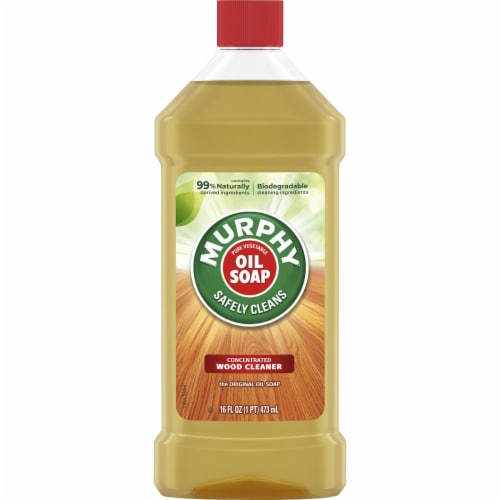Murphy Oil Soap Orginal Wood Cleaner Perspective: front