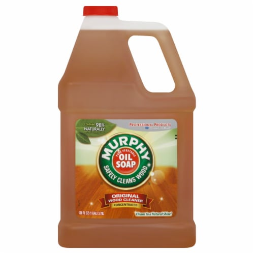 Murphy's Oil Soap Concentrated Wood Cleaner Perspective: front