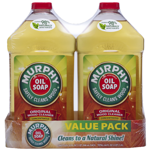 Murphy's Oil Soap Original Wood Cleaner Perspective: front