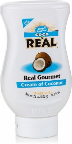 Coco Real Cream of Coconut Mixer Perspective: front