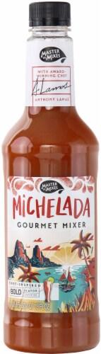 Master of Mixes Michelada Mix Perspective: front