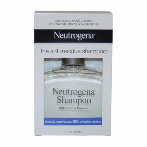 Neutrogena Anti-Residue Clarifying Shampoo Perspective: front