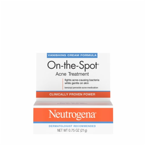 Neutrogena On-The-Spot Acne Treatment Perspective: front