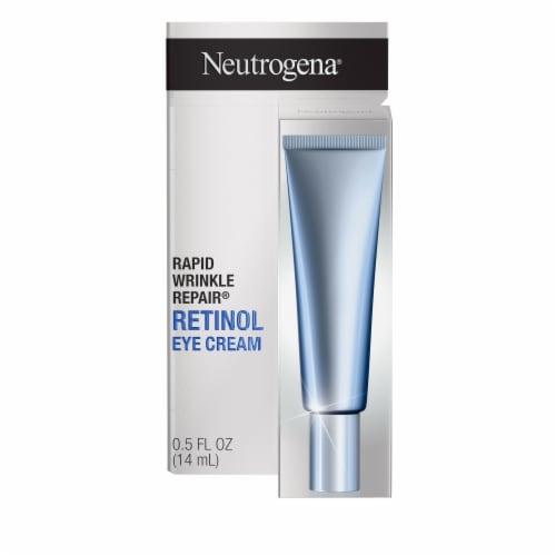 Neutrogena Rapid Wrinkle Repair Eye Cream Perspective: front