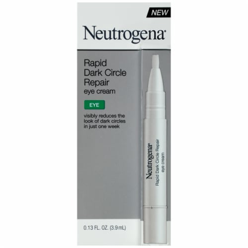 Kroger Neutrogena Rapid Dark Circle Repair Eye Cream 13 Fl Oz
