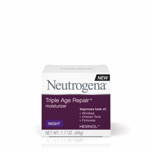 Neutrogena Triple Age Repair Night Moisturizer Perspective: front