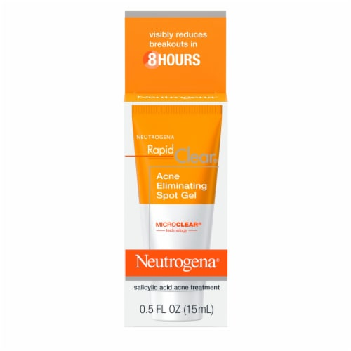 Neutrogena Rapid Clear Acne Eliminating Spot Gel Perspective: front