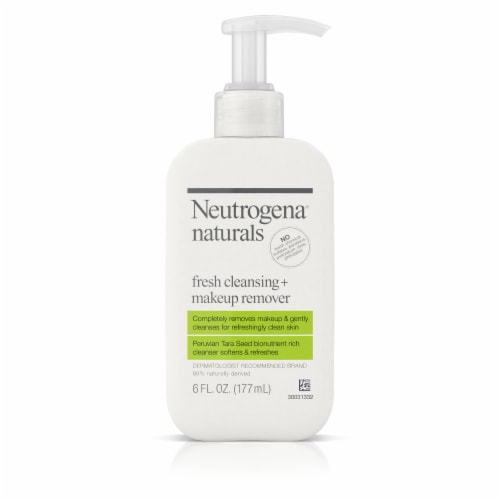 Neutrogena Naturals Fresh Cleansing + Makeup Remover Perspective: front