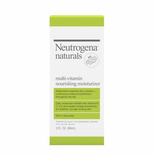 Neutrogena Naturals Multi-Vitamin Nourishing Daily Moisturizer Perspective: front