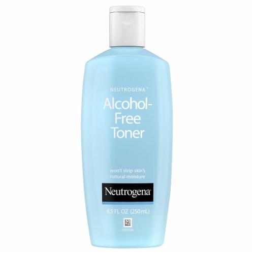 Neutrogena Alcohol-Free Facial Toner Perspective: front