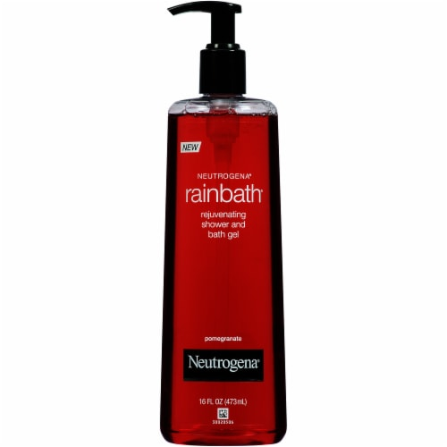 Neutrogena Rainbath® Rejuvenating Pomegranate Shower and Bath Gel Perspective: front