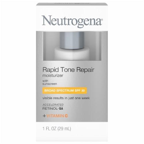 Neutrogena Rapid Tone Repair Moisturizer SPF 30 Perspective: front