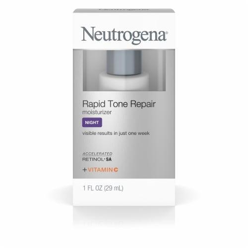 Neutrogena Rapid Tone Repair Night Moisturizer Perspective: front