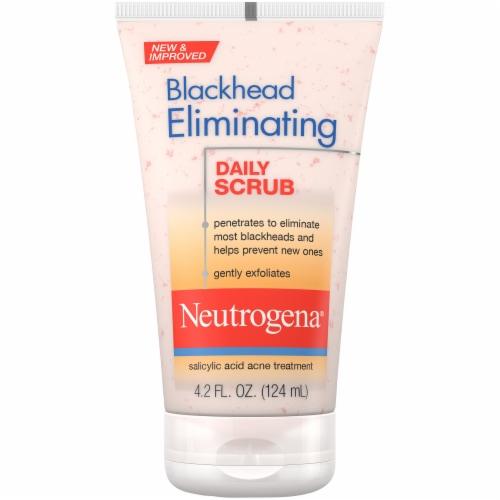 Neutrogena Blackhead Eliminating Daily Scrub Perspective: front