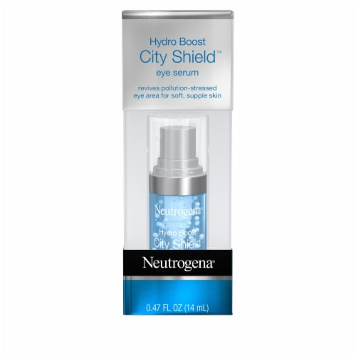 Neutrogena City Shield Hydro Boost Eye Serum Perspective: front
