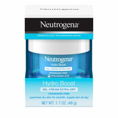 Neutrogena Hydro Boost for Extra Dry Skin Gel Cream Perspective: front