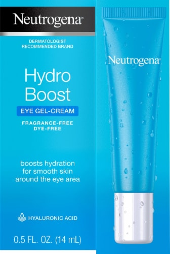 Neutrogena Hydro Boost Eye Gel Cream Perspective: front