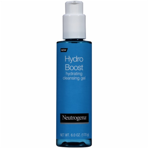 Neutrogena® Hydro Boost Hydrating Cleansing Gel Perspective: front