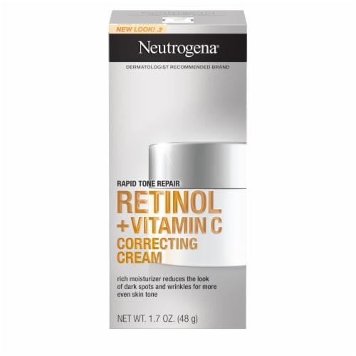 Neutrogena Rapid Tone Repair Correcting Cream Perspective: front