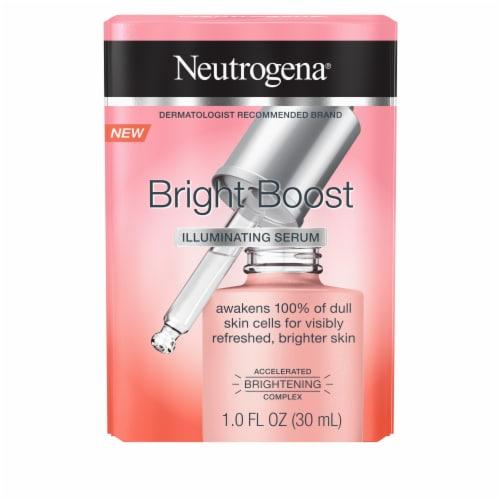 Neutrogena Bright Boost Illuminating Serum Perspective: front