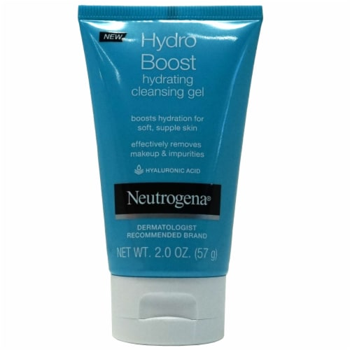 Neutrogena Hydro Boost Hydrating Cleansing Gel Perspective: front