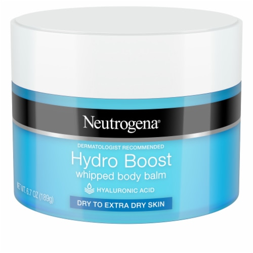 Neutrogena Hydro Boost Whipped Body Balm Perspective: front