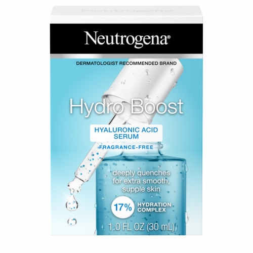 Neutrogena Hydro Boost Hyaluronic Acid Serum Perspective: front