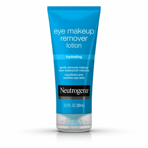 Neutrogena Hydrating Eye Makeup Remover Lotion Perspective: front